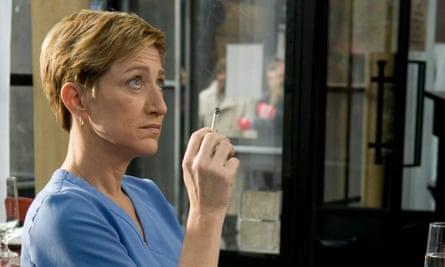 Edie Falco in Nurse Jackie