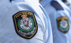 New South Wales police badges