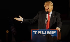 Donald Trump has been accused by Felipe Calderon of 'exploiting feelings like Hitler did in his time'.
