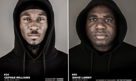 David Lammy on why there's nothing scary about a black man in a hoodie