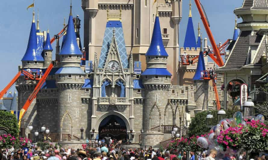 Walt Disney World could end up the unlikely savior of the NBA season