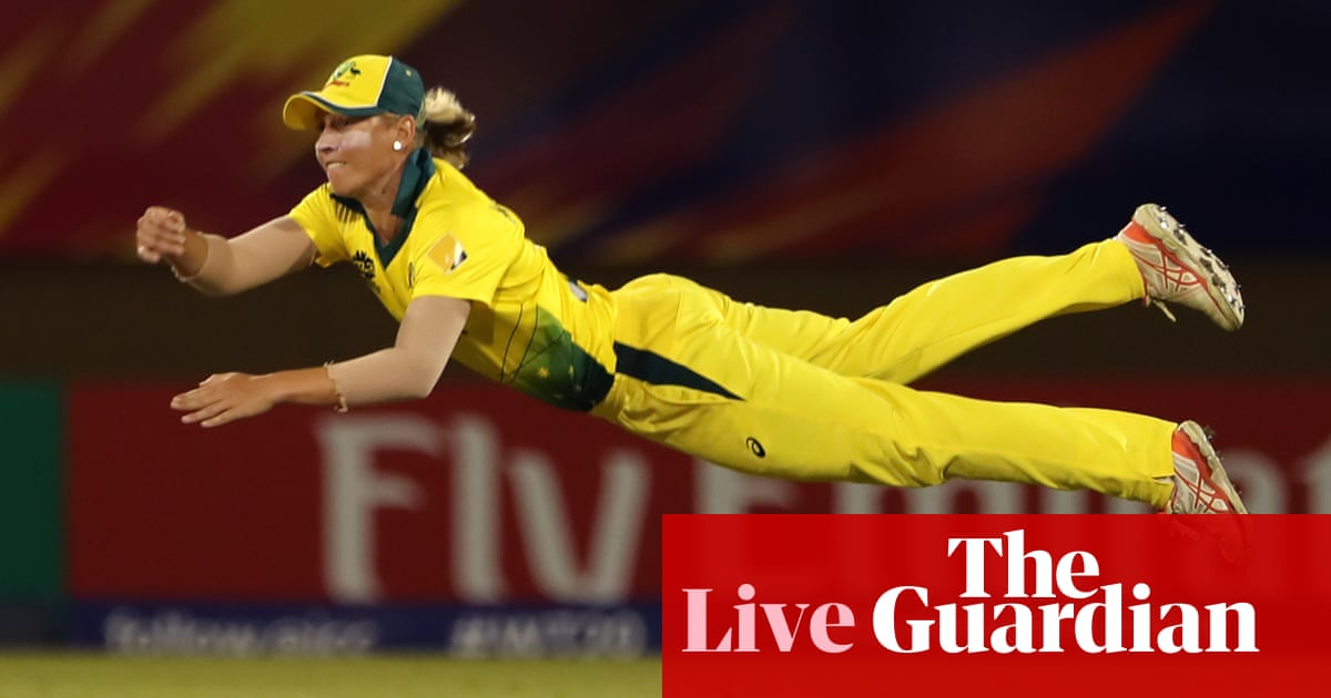 Women's World T20: Australia beat Pakistan by 52 runs – as it happened