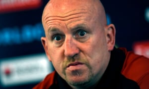 Shaun Edwards will fulfil his union commitments with Wales around next year's Rugby World Cup before taking over at Wigan.
