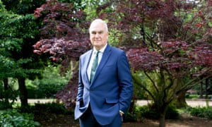 Sir Michael Wilshaw, former chief inspector of schools in England and head of Ofsted.