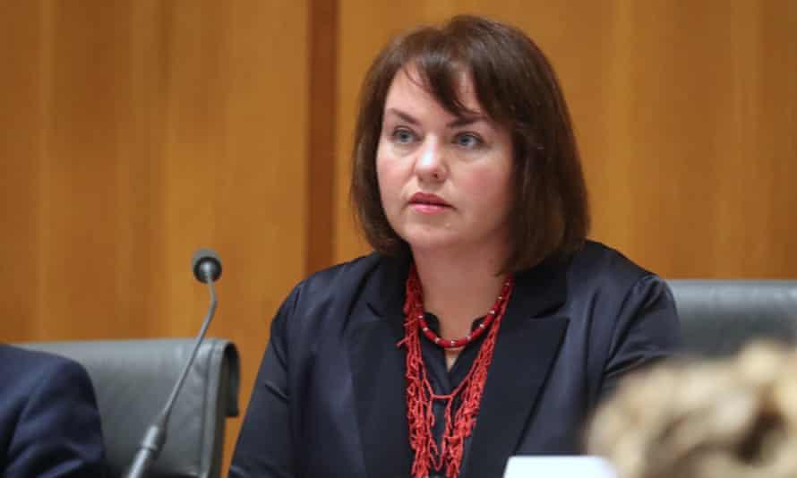 Labor's Kimberley Kitching