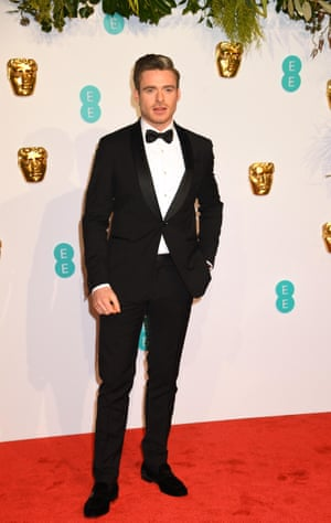Another day, another red carpet audition to wear the James Bond tux, this one starring Richard Madden, who's opted for Ferragamo