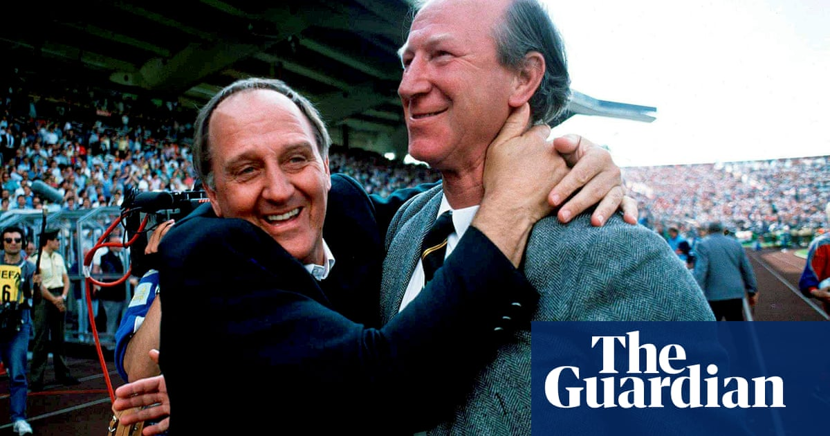 Maurice Setters, Republic of Ireland assistant to Jack Charlton, dies aged 83
