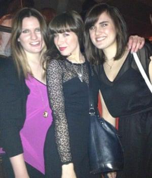 Leah Harper's girls.