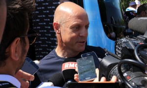 Dave Brailsford is angry at remarks made by the president of cycling's governing body.