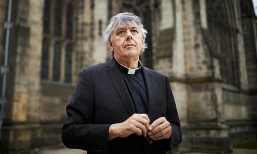 The dean of Sheffield Peter Bradley