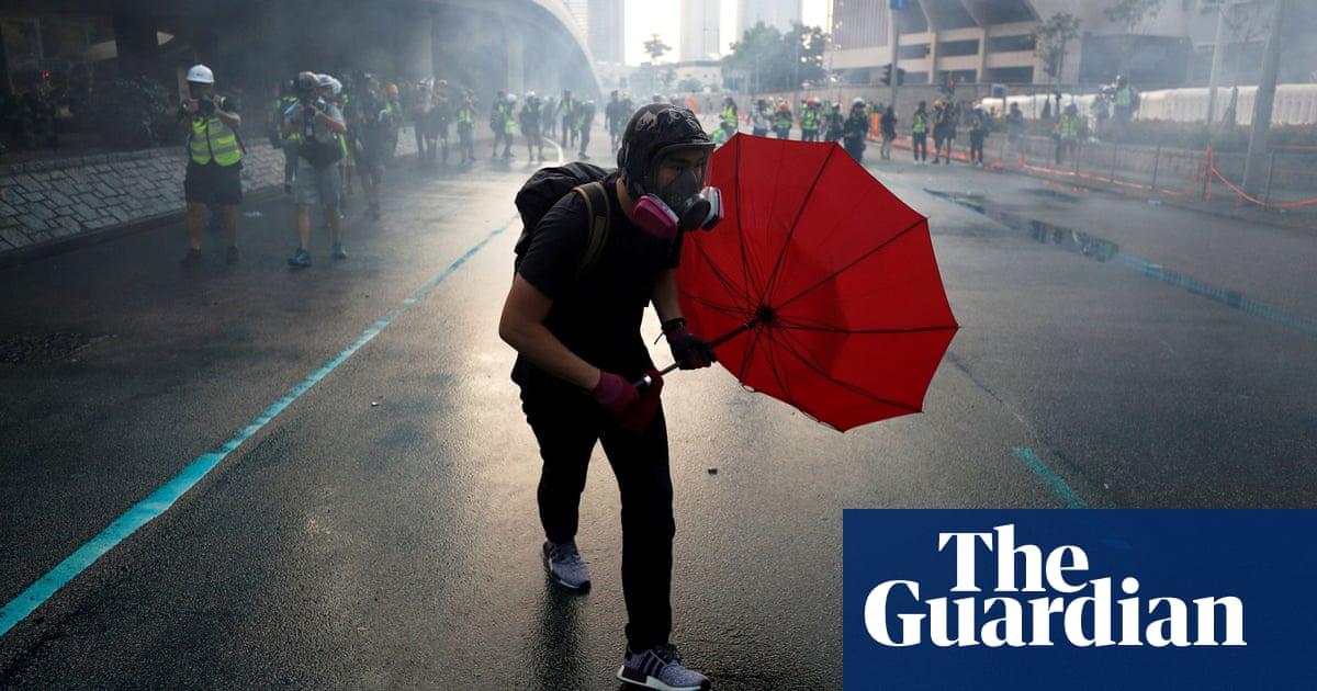 'Full of arrogance': Trump angers China by signing bills backing Hong Kong protesters