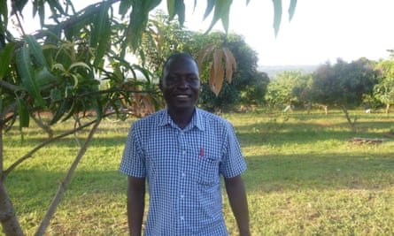 Samuel Woira says despite changes to traditional gender roles, women are still not treated equally by men in Uganda.