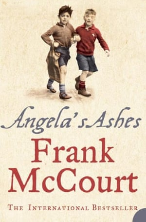 Cover of Angela's Ashes by Frank McCourt