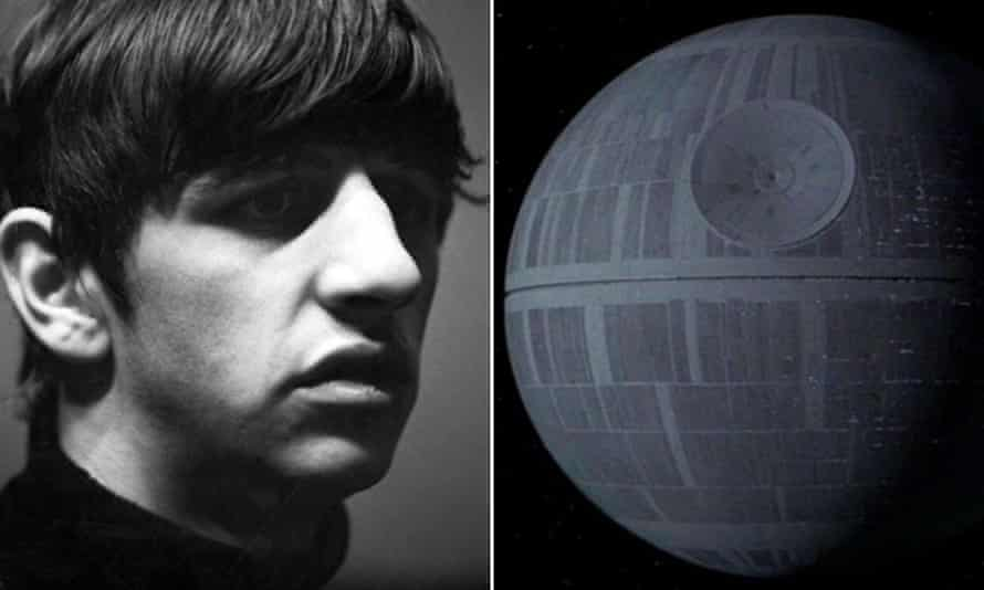 Starr man: Ringo Starr and the Death Star