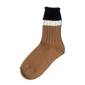 Socks, £12, by Le Bon Shoppe, from houseofvintage.com.