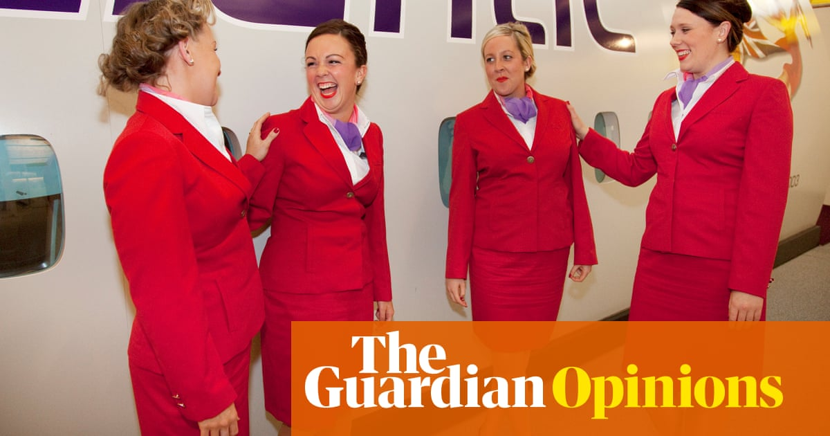 Well done, Virgin Atlantic – now all companies must ditch
