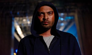 Noel Clarke in Brotherhood