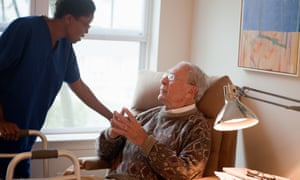 Research is looking at the effect of temperature control on those with dementia in retirement homes.
