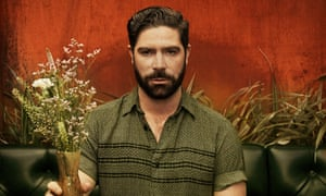 Yannis Philippakis from Foals photographed last month by Phil Fisk at the Old Nun's Head in south London for Observer Music.