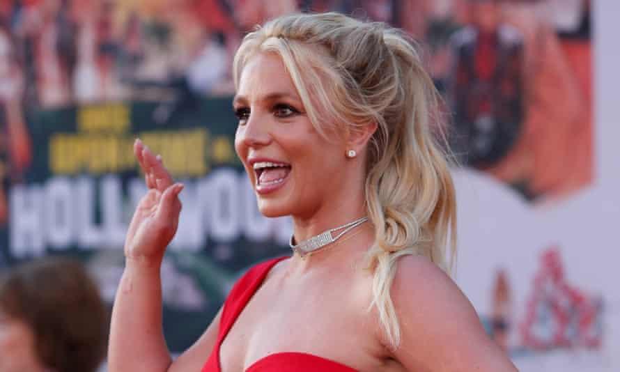 Britney Spears in July 2019.