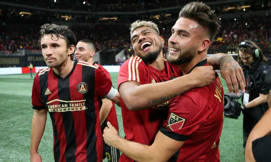 Atlanta United are challenging for the title in only their second season