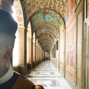 Swiss guard, Vatican