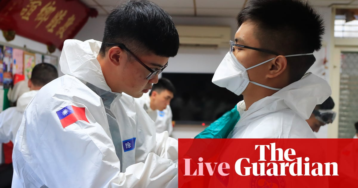 Coronavirus live news: England likely to delay final stage of lockdown easing; Taiwan reports 250 new cases
