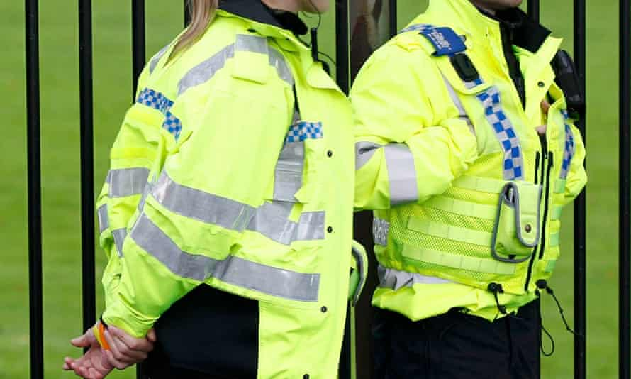 Officers from North Yorkshire police