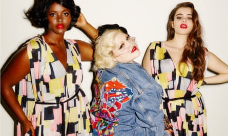 Beth Ditto's collection.