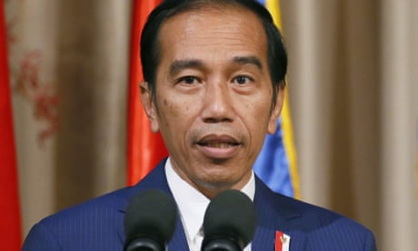 Indonesia police ordered to shoot drug dealers to tackle 'narcotics emergency'