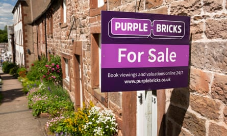 Property prices are high in relation to incomes.
