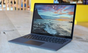 Microsoft's Surface Laptop 2 is one of a small handful of laptops that are confirmed to support Windows 10 Home's device encryption for securing your data.
