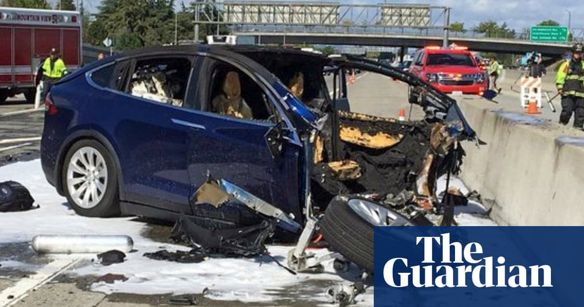 Tesla's Autopilot faces US investigation after crashes with emergency vehicles