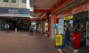 Polish Delicatessen, Bramley shopping centre, Armley, Leeds.