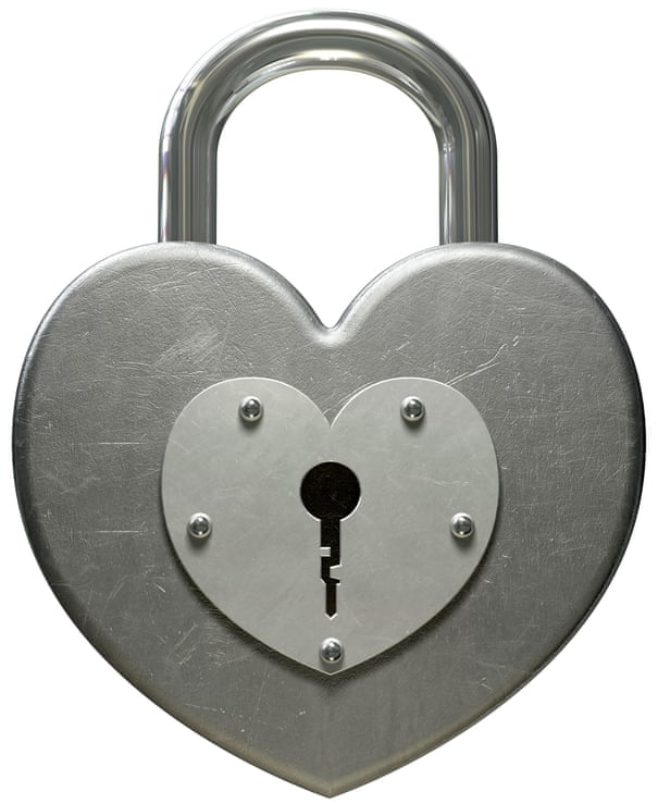 The lock of love: padlocks on bridges | Life and style | The