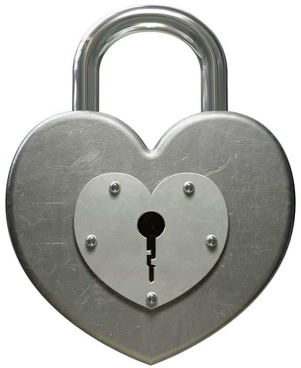 The Lock Of Love Padlocks On Bridges Life And Style The Guardian