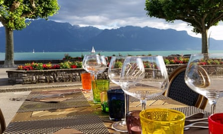 Ze Fork, Vevey, Switzerland.