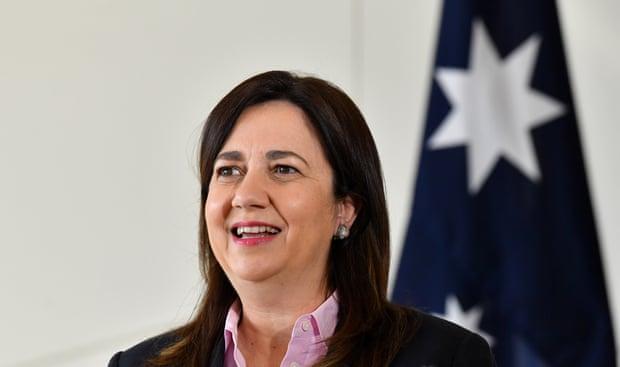 australia,sydney,home dealing,Covid,New South Wales,Michelle Sloane,Queensland premier Annastacia Palaszczuk,harbouchanews