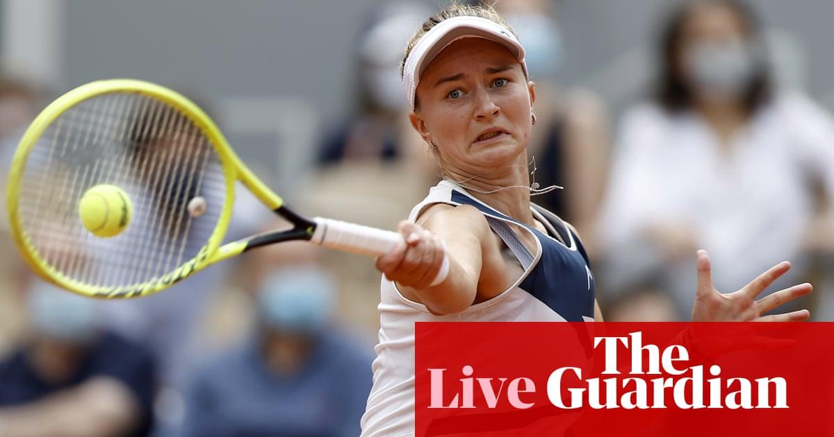 Barbora Krejcikova v Anastasia Pavlyuchenkova: French Open final – live!