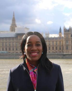 Kate Osamor, the shadow secretary for international development