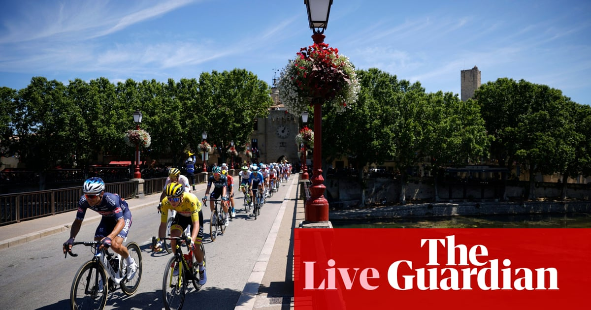 Tour de France 2021: stage 13 – live!