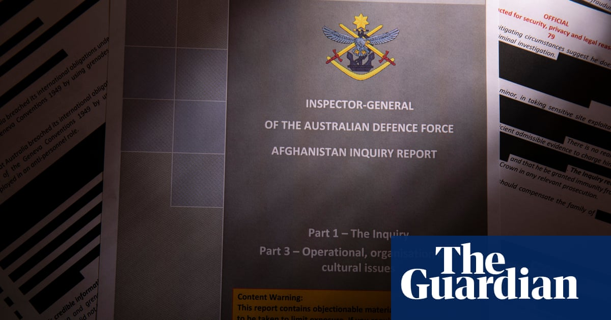 'It's awful': expert whose work triggered Australian war crimes inquiry says abuse taking personal toll