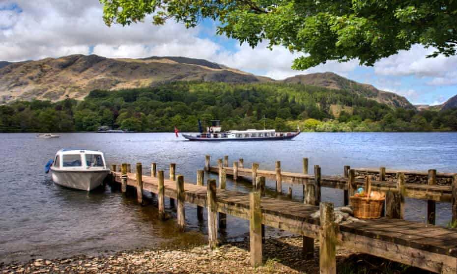 Tent Lodge Cottage in Coniston, Lake District