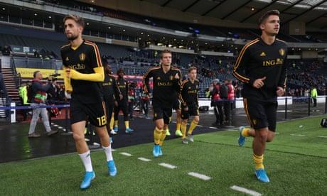 Euro 2020 qualifying: Northern Ireland v Germany, Scotland v Belgium and more – live!