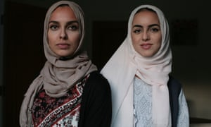 Sakina and Maryam Dharas were removed from their flight after another passenger claimed they had been reading Isis material.