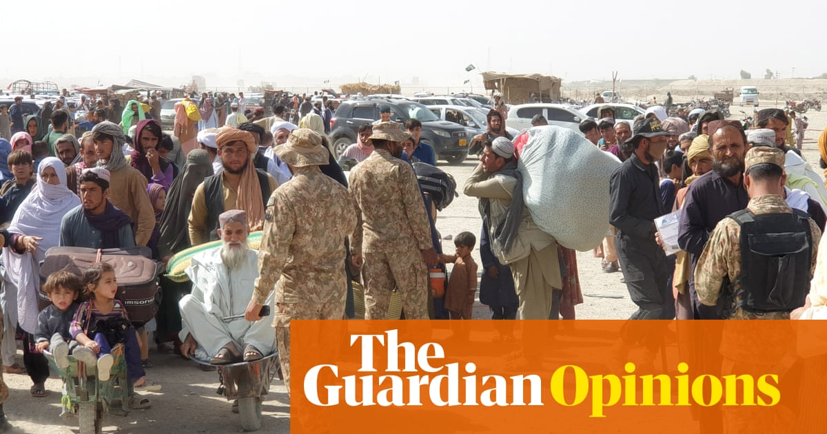 The Guardian view on Afghanistan: chaos turns to carnage