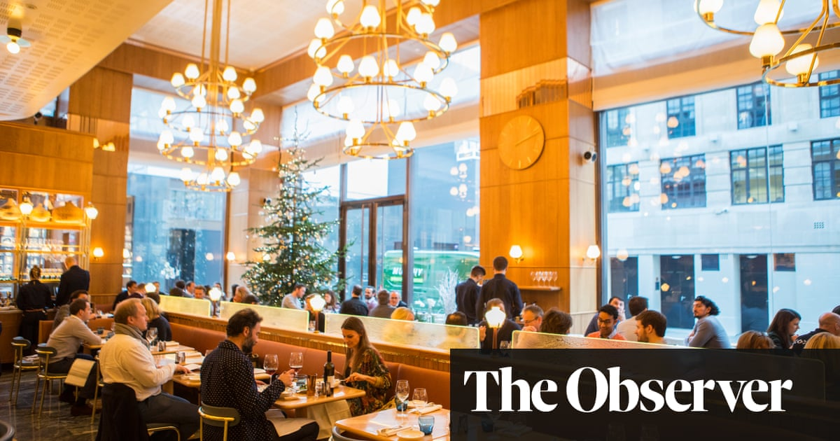 Aquavit London Restaurant Review Jay Rayner Food The