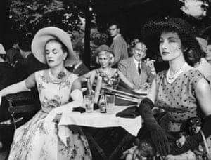 Jeanne Moreau in Les amants, 1958