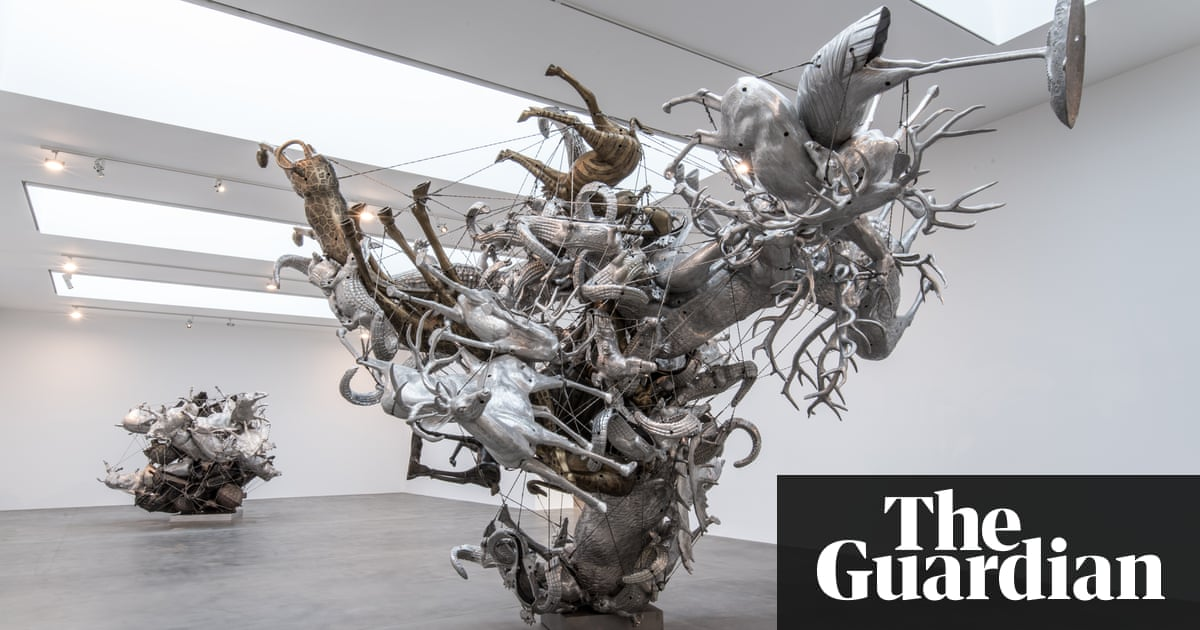 Nancy Rubins: Diversifolia; Crossroads: Kauffman, Judd and Morris – review