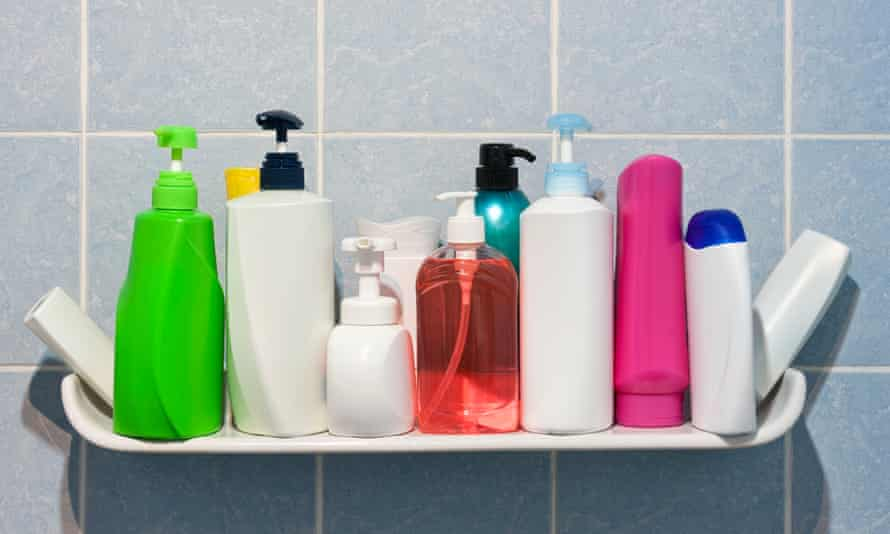 Consumers need more information on their bathroom products to enable them to recycle more of the plastic bottles.